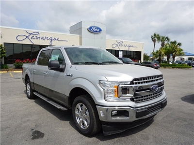 2018 F-150 SuperCrew Cab 4x2,  Pickup #JFC60031 - photo 1