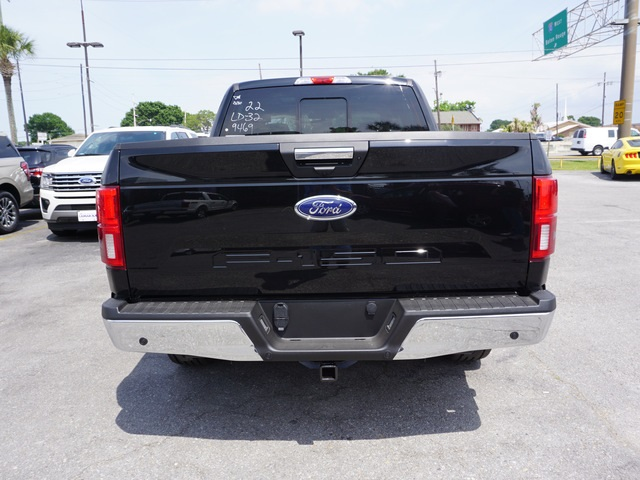 2018 F-150 SuperCrew Cab 4x2,  Pickup #JFC69469 - photo 5