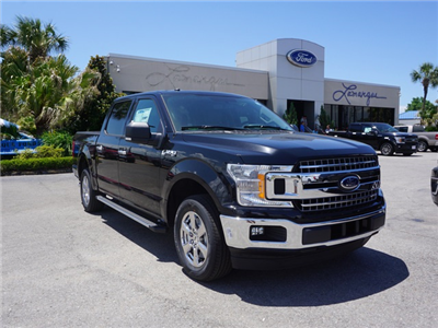 2018 F-150 SuperCrew Cab 4x2,  Pickup #JFC86181 - photo 1