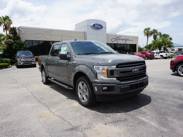 2018 F-150 SuperCrew Cab 4x2,  Pickup #JFC86182 - photo 1