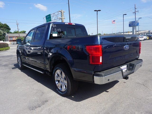 2018 F-150 SuperCrew Cab 4x4,  Pickup #JFC86185 - photo 2