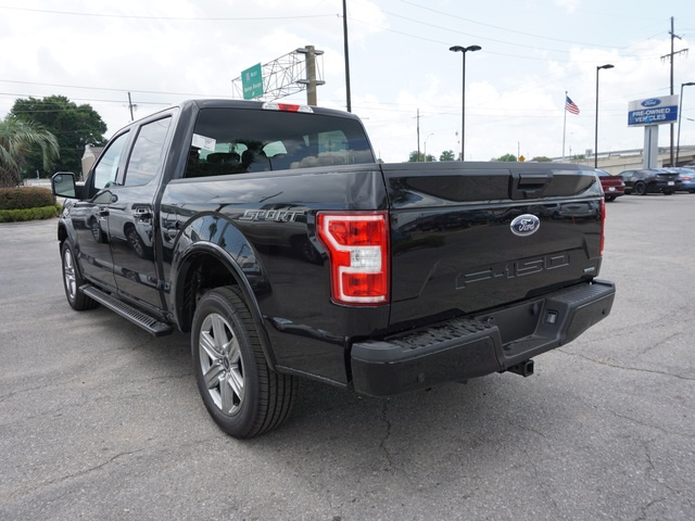 2018 F-150 SuperCrew Cab 4x2,  Pickup #JFC92437 - photo 2