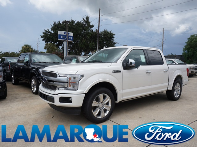 2018 F-150 SuperCrew Cab 4x2,  Pickup #JFD31578 - photo 1