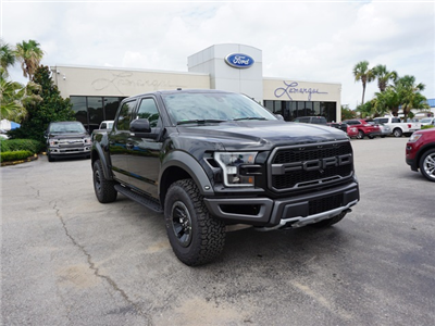 2018 F-150 SuperCrew Cab 4x4,  Pickup #JFD36774 - photo 1