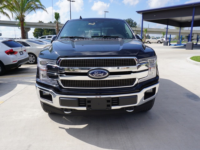 2018 F-150 SuperCrew Cab 4x4,  Pickup #JFE37681 - photo 3