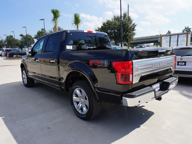 2018 F-150 SuperCrew Cab 4x4,  Pickup #JFE37681 - photo 2