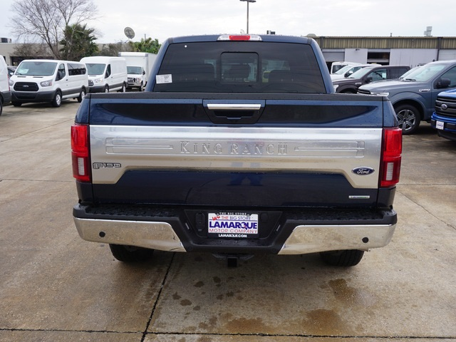 2018 F-150 SuperCrew Cab 4x4,  Pickup #JFE58345 - photo 5