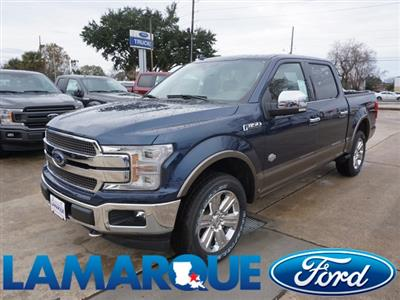 2018 F-150 SuperCrew Cab 4x4,  Pickup #JFE58345 - photo 1