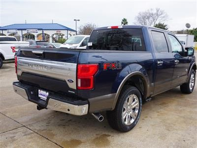 2018 F-150 SuperCrew Cab 4x4,  Pickup #JFE58345 - photo 2