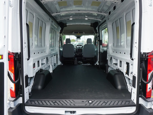 2018 Transit 250 Med Roof 4x2,  Empty Cargo Van #JKB24230 - photo 2