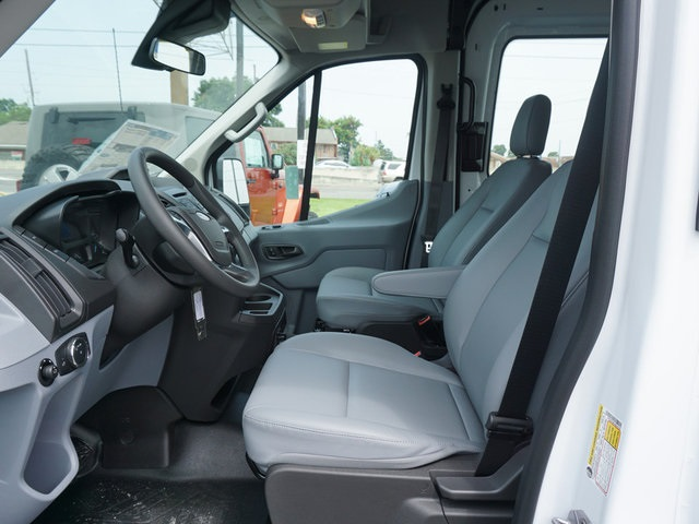 2018 Transit 250 Med Roof 4x2,  Empty Cargo Van #JKB24230 - photo 8