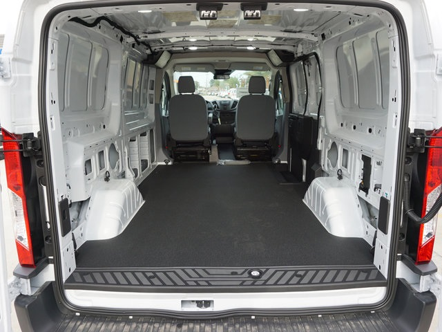 2018 Transit 150 Low Roof 4x2,  Empty Cargo Van #JKB27779 - photo 2