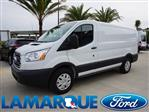 2018 Transit 150 Low Roof 4x2,  Empty Cargo Van #JKB27779 - photo 1