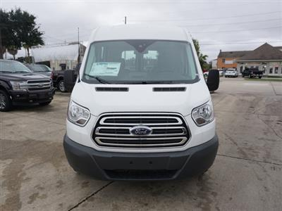2018 Transit 250 Med Roof 4x2,  Empty Cargo Van #JKB45090 - photo 3