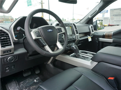 2018 F-150 SuperCrew Cab 4x4, Pickup #JKD49520 - photo 10