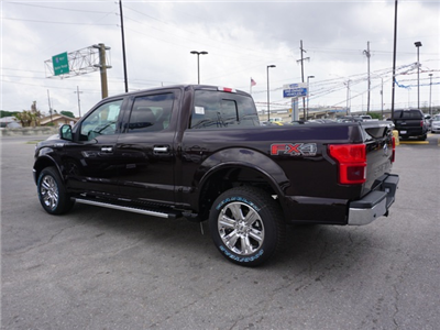 2018 F-150 SuperCrew Cab 4x4, Pickup #JKD49520 - photo 2