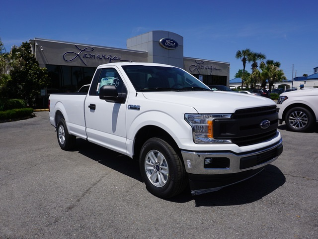 2018 F-150 Regular Cab 4x2,  Pickup #JKE05373 - photo 1