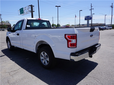 2018 F-150 Regular Cab 4x2,  Pickup #JKE05373 - photo 2