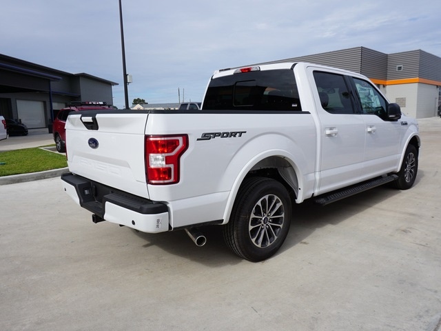 2018 F-150 SuperCrew Cab 4x2,  Pickup #JKF39021 - photo 2