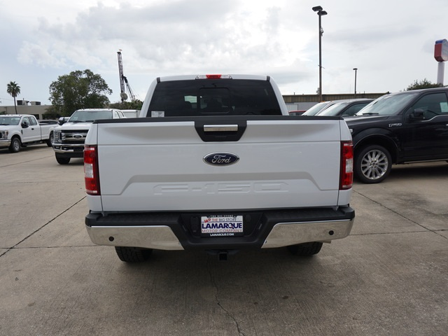 2018 F-150 SuperCrew Cab 4x4,  Pickup #JKF43524 - photo 5