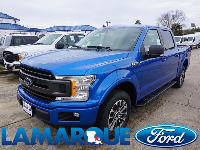 2019 F-150 SuperCrew Cab 4x2,  Pickup #KFA06839 - photo 1