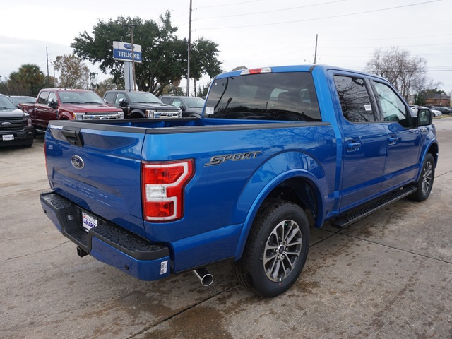 2019 F-150 SuperCrew Cab 4x2,  Pickup #KFA06839 - photo 2