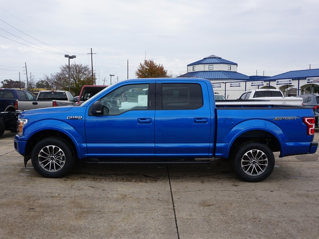 2019 F-150 SuperCrew Cab 4x2,  Pickup #KFA06839 - photo 6