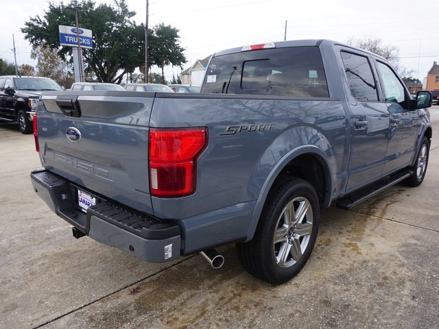 2019 F-150 SuperCrew Cab 4x2,  Pickup #KFA06840 - photo 2