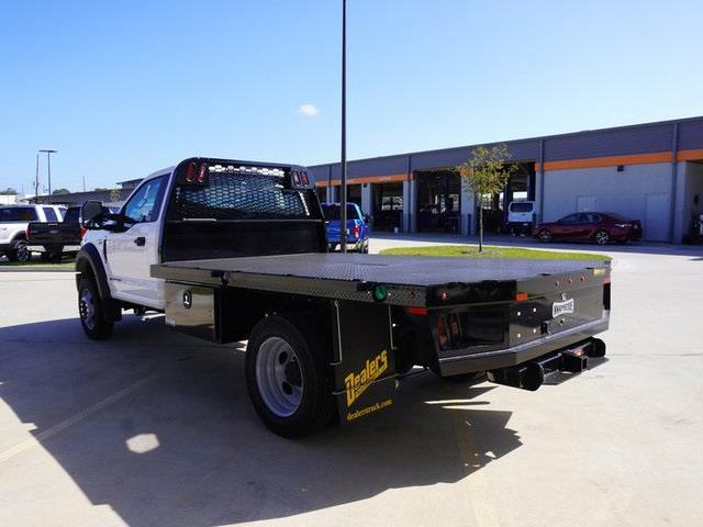 2020 Ford F-450 Regular Cab DRW 4x2, Knapheide Platform Body #LDA09870 - photo 1