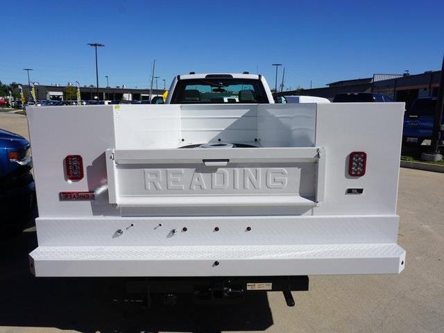 2020 Ford F-550 Regular Cab DRW 4x4, Reading Service Body #LDA11564 - photo 1