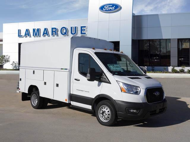 2020 Ford Transit 350 HD DRW 4x2, Reading Service Utility Van #LKB37834 - photo 1