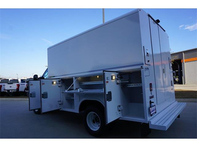 2021 Ford E-350 4x2, Reading Aluminum CSV Service Utility Van #MDC38851 - photo 4