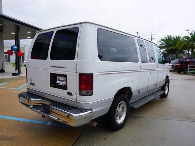 2007 Ford E-150 4x2, Passenger Wagon #P9355A - photo 1