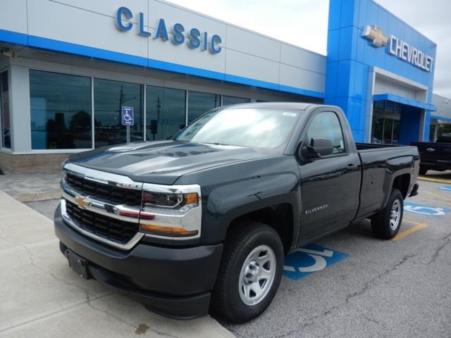 2018 Silverado 1500 Regular Cab 4x2, Pickup #74061   Photo ...