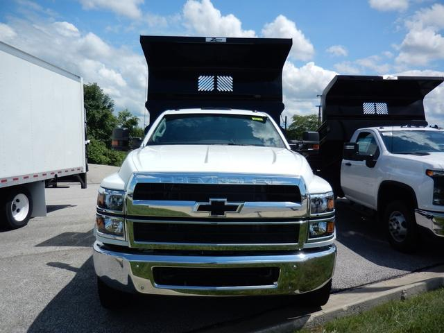 2020 Chevrolet Silverado 6500 Regular Cab DRW 4x2, Rugby Z-Spec Dump Body #76713 - photo 3