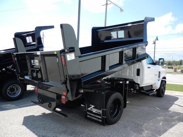 2020 Chevrolet Silverado 6500 Regular Cab DRW 4x2, Rugby Z-Spec Dump Body #76713 - photo 5