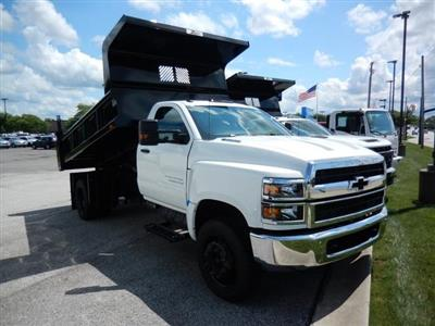 2020 Chevrolet Silverado 6500 Regular Cab DRW 4x2, Rugby Z-Spec Dump Body #76713 - photo 4