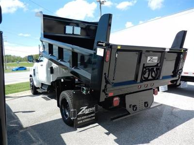 2020 Chevrolet Silverado 6500 Regular Cab DRW 4x2, Rugby Z-Spec Dump Body #76713 - photo 2