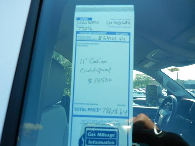 2020 Chevrolet Silverado 6500 Regular Cab DRW 4x2, Galion Dump Body #77296 - photo 9