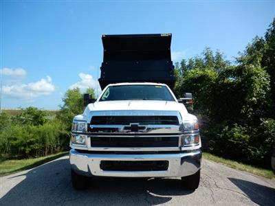 2020 Chevrolet Silverado 6500 Regular Cab DRW 4x2, Galion Dump Body #77296 - photo 3