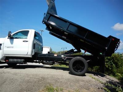 2020 Chevrolet Silverado 6500 Regular Cab DRW 4x2, Galion Dump Body #77296 - photo 2