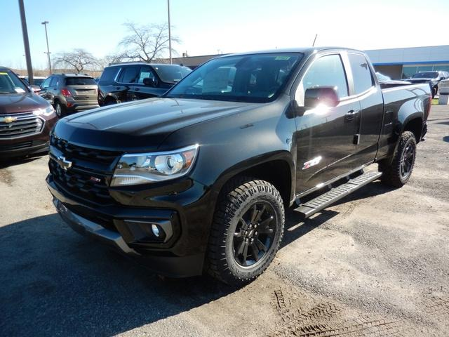 2021 Chevrolet Colorado Extended Cab 4x4, Pickup #77663 - photo 1