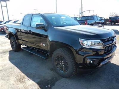 2021 Chevrolet Colorado Extended Cab 4x4, Pickup #77663 - photo 4