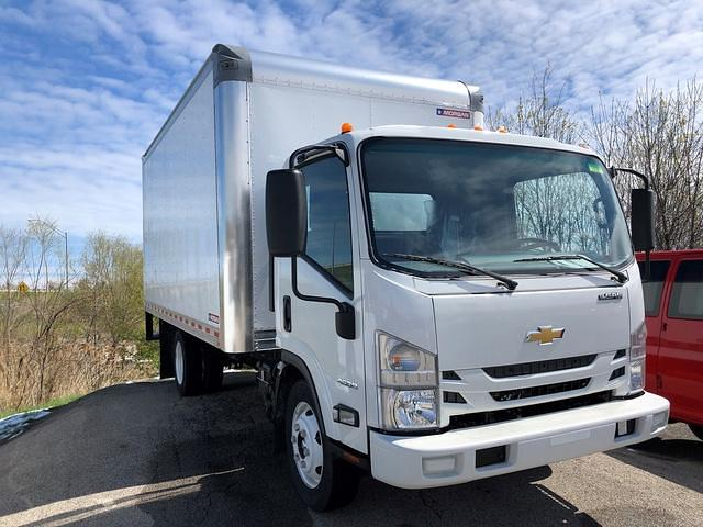 2021 Chevrolet Low Cab Forward 4x2, Dry Freight #78587 - photo 1