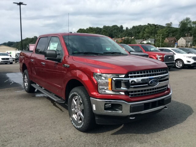 2018 F-150 SuperCrew Cab 4x4, Pickup #5F2425 - photo 3