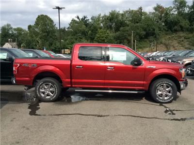 2018 F-150 SuperCrew Cab 4x4, Pickup #5F2425 - photo 10