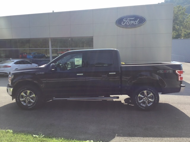 2018 F-150 Crew Cab 4x4, Pickup #5F2440 - photo 5