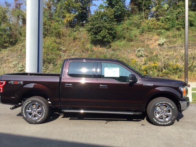 2018 F-150 Crew Cab 4x4, Pickup #5F2440 - photo 8