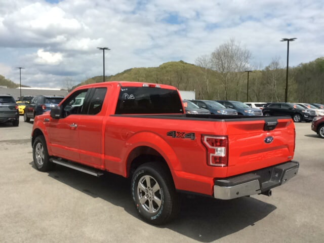 2018 F-150 Super Cab 4x4,  Pickup #5F2490 - photo 2