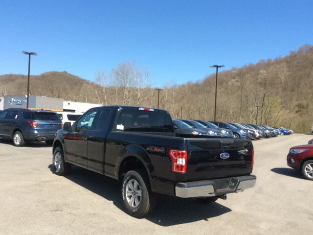 2018 F-150 Super Cab 4x4,  Pickup #5F2565 - photo 2